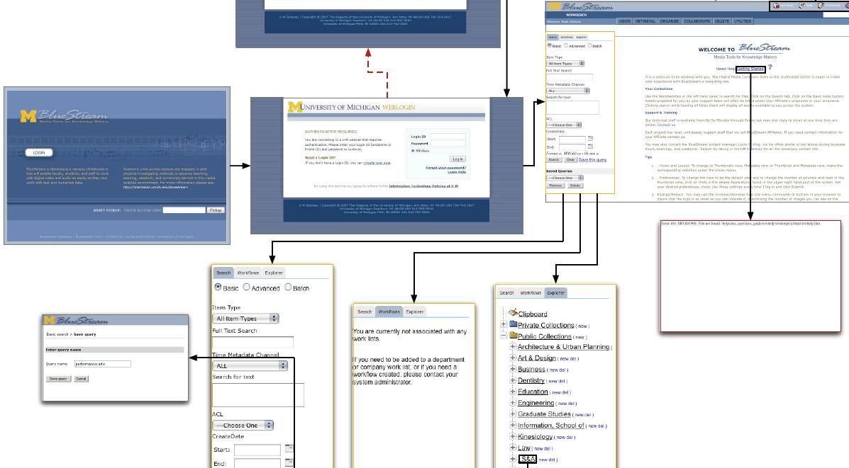 BlueStream: Usability Evaluation