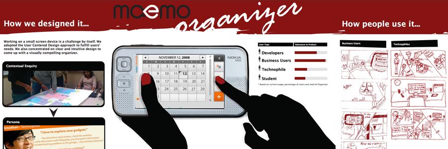 Organiser for Nokia N810(Maemo)