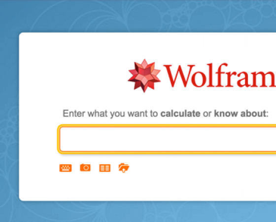 Wolfram|Alpha Apps